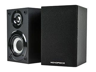 Product Image for Premium Home Theater Satellite Speaker (Pair) - Black