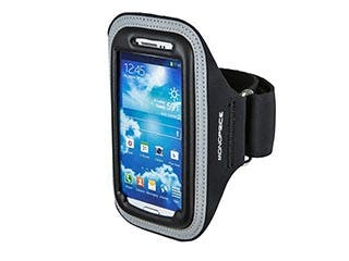 Product Image for Neoprene Sports Armband for Samsung Galaxy S4 - SM/MED - Black