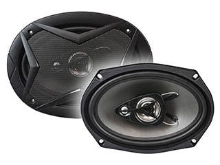 Product Image for 6 x 9 Inch 3-Way Car Speaker (Pair) - 90W