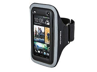 Product Image for Neoprene Sports Armband for HTC One™ - LG/XL - Black
