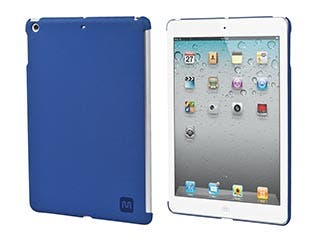 Product Image for PC Soft Touch Cover for iPad® Air - Blue