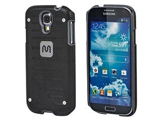 Product Image for Industrial Metal Mesh Guard Case for Samsung Galaxy S®4 - Black