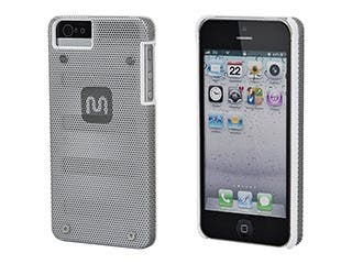 Product Image for Industrial Metal Mesh Guard Case for iPhone® 5/5s/SE - Silver