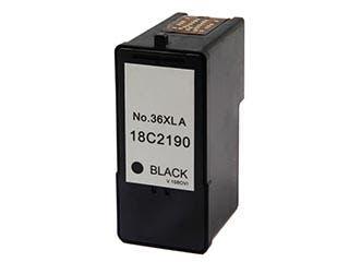 Product Image for MPI Compatible Lexmark 36XLA (18C2190) Inkjet- Black