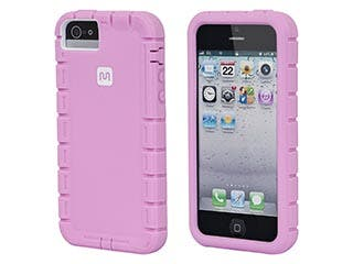 Product Image for Traxx-Shield Case for iPhone® 5/5s/SE - Pink