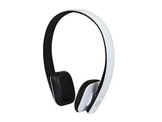 Product Image for Bluetooth® Hi-Fi On-the-Ear Headphones with Built-in Microphone- White
