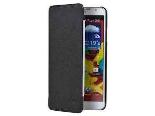 Product Image for Wallet Style Stand Case for Samsung Galaxy Note® 3,  Black/Gray