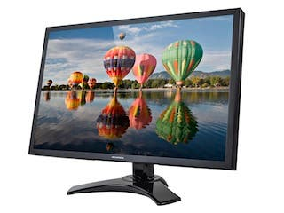 Product Image for 30in IPS  CCFL Backlit LCD Panel WQXGA 2560x1600 Dual Link DVI-D, w/Adjustable stand -Matte / Anti-Glare
