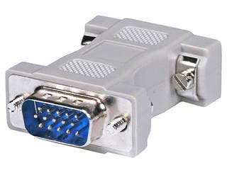Product Image for HD15(HD VGA/SVGA) M/M, Molded Gender Changers