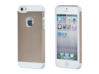 Product Image for Metal Alloy Protective Case for iPhone® 5/5s/SE - Gold