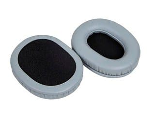 Product Image for Polyurethane Replacement Ear Pads for PID 8323 type Headphones, Gray