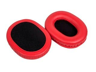 Product Image for Polyurethane Replacement Ear Pads for PID 8323 type Headphones-Red