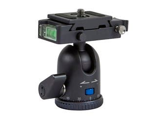Product Image for Camera Head Mini Ball with Plate