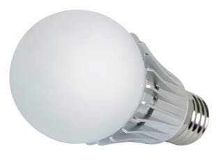 Product Image for 270° 8-Watt (40W Equivalent) A 19 LED Bulb, 630 Lumens, Warm/ Soft (2900K) - Non-Dimmable
