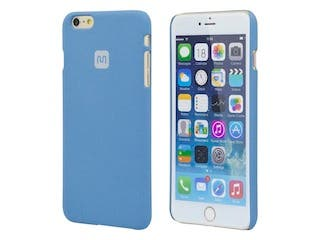 Product Image for PC Case with Soft Sand Finish for 5.5-inch iPhone® 6 Plus and 6s Plus - Azurite Blue