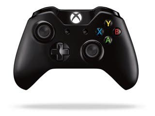Product Image for Microsoft XBOX One Wireless Controller - Black