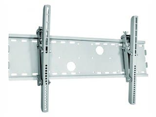 Product Image for Titan Series Tilt Wall Mount for Extra Large 37 - 70 inch TVs 165 lbs Silver UL Certified