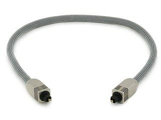 Product Image for Premium S/PDIF (Toslink) Digital Optical Audio Cable, 18 inches