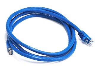 Product Image for Cat6 24AWG UTP Ethernet Network Patch Cable, 5ft Blue