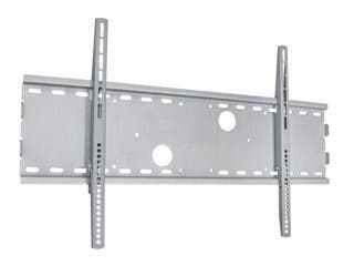 Product Image for Titan Series Wide Fixed Wall Mount for Large 32 - 55 inch TVs Max 165 lbs Silver UL Certified