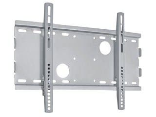Product Image for Fixed Wall Mount Bracket for LCD LED Plasma (Max 165 lbs, 32 - 55 inch), SILVER