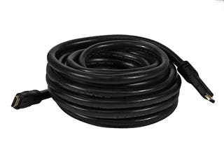 Product Image for Commercial Silver Series High Speed HDMI® Cable, 25ft Black