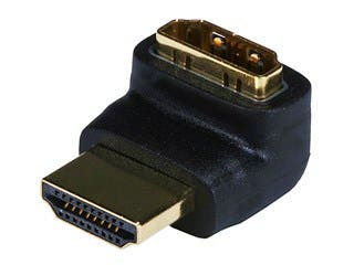 Product Image for HDMI® Port Saver (Male to Female) - 270 Degree