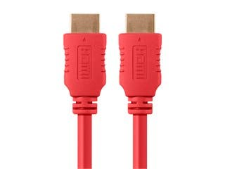Product Image for Select Series High Speed HDMI® Cable, 6ft Red