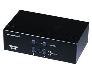Product Image for  2X2 SVGA VGA MATRIX Switcher Splitter Amplifier Multiplier 250MHz