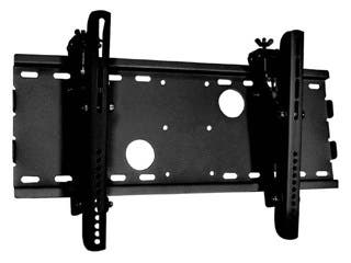 Product Image for Titan Series Tilt Wall Mount for Medium 32- 55 inch TVs Max 165 lbs Black UL Certified