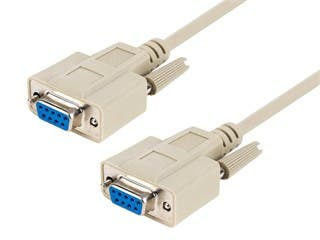Product Image for 6ft DB 9 F/F Molded Cable