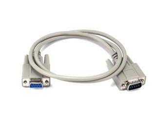 Product Image for 3ft DB 9 M/F Molded Cable
