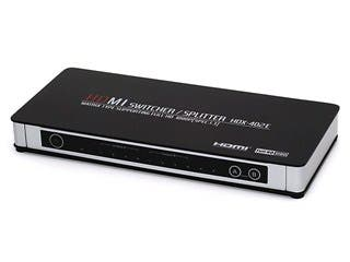 Product Image for 4x2 True Matrix HDMI® Switch w/ Remote (Rev. 3.0)