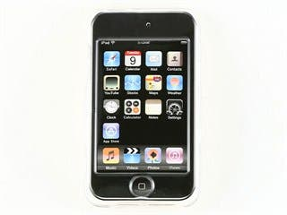 Product Image for Crystal Case for iPod® Touch 2nd & 3rd Generation - Clear