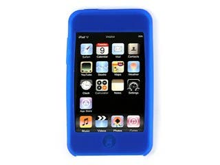 Product Image for Silicone Skin for iPod® Touch 2nd & 3rd Generation - Blue