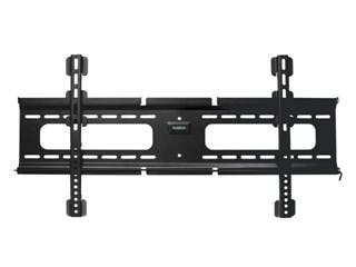 Product Image for Ultra-Slim Fixed Wall Mount Bracket for LCD LED Plasma (Max 165 lbs, 37 - 70 inch), BLACK