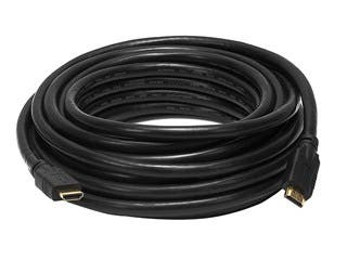 Product Image for Commercial Series Premium Standard HDMI® Cable with Ethernet, 35ft Black