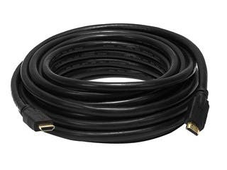 Product Image for Commercial Series Premium Standard HDMI® Cable with Ethernet, 30ft Black