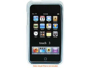 Product Image for TPU Case with Circle Pattern for iPod® Touch 2G & 3G - Clear