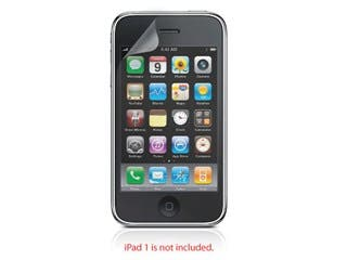 Product Image for Protective Film w/Privacy finish for iPhone® 3G / 3GS
