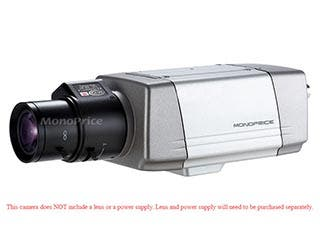 Product Image for 550TVL, Sony CCD, DC12V/AC24V, Brick Camera (MCS-940)