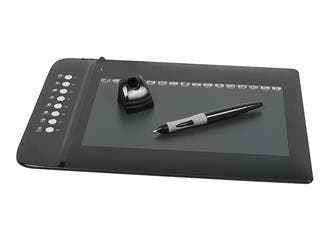 Product Image for 10x6.25 Inches Graphic Drawing Tablet w/ 8 Hot Key - Legacy Systems up to Mac OSX 10.7.5