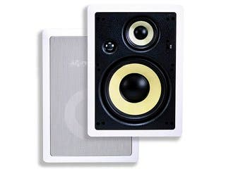 Product Image for Caliber In Wall Speakers 8 Inch Fiber 3-Way (pair)