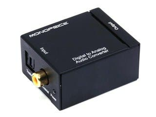 Product Image for Digital to Analog Audio Converter
