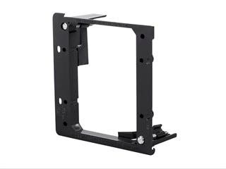 Product Image for 2-Gang Low Voltage Mounting Bracket