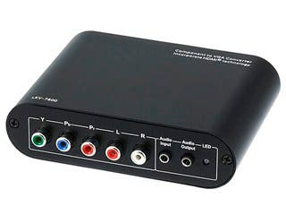 Product Image for Component (YpbPr) to VGA Converter