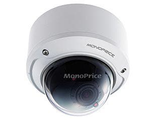 Product Image for 550TVL, 2.8~10.5mm Varifocal Lens, True Day & Night, Sony CCD, DC12V/AC24V, Outdoor Vandal Dome Camera (MVD-WA920FD)