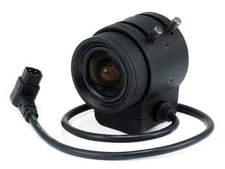 Product Image for 1/3 Inch 3-9mm IR F1.2 Varifocal DC Iris CS Mount Lens W/IR Correction