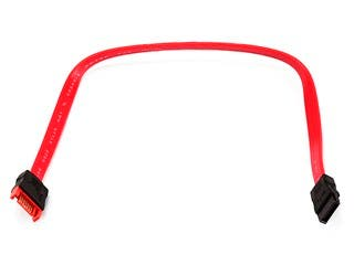 Product Image for 12inch SATA Serial ATA Extension Cable - Red