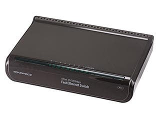 Product Image for 8 Port 10/100 Mbps Fast Ethernet Switch